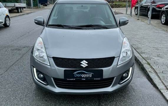 Suzuki Swift 1,2 Dualjet Exclusive
