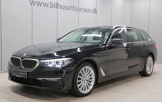 BMW 530i 2,0 Touring Connected xDrive aut.