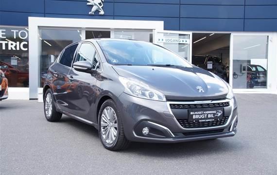 Peugeot 208 1,5 BlueHDi Prestige  5d
