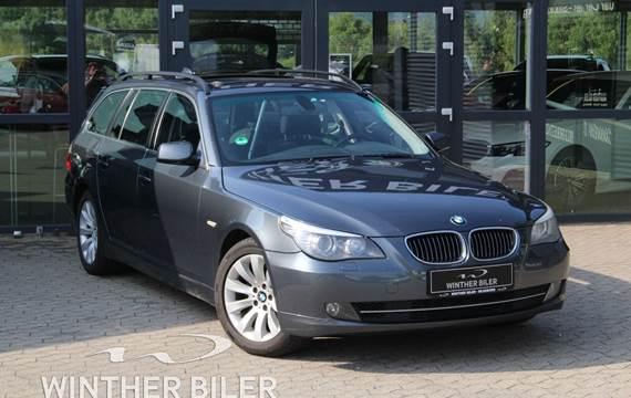 BMW 520d 2,0 Touring Steptr. Van