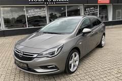 Opel Astra 1,6 Sports Tourer 1,6 CDTI Enjoy Start/Stop 110HK Stc 6g