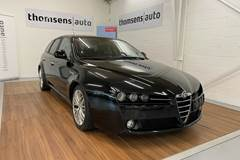 Alfa Romeo 159 2,2 JTS Lusso Sportwagon