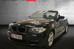 BMW 118i 2,0 Cabriolet Steptr.