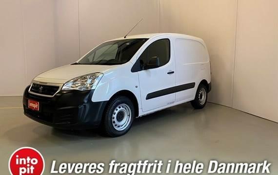 Peugeot Partner 1,6 BlueHDi 100 L1 ESG Flex Van