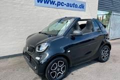 Smart ForTwo Cabrio Electric Drive Passion