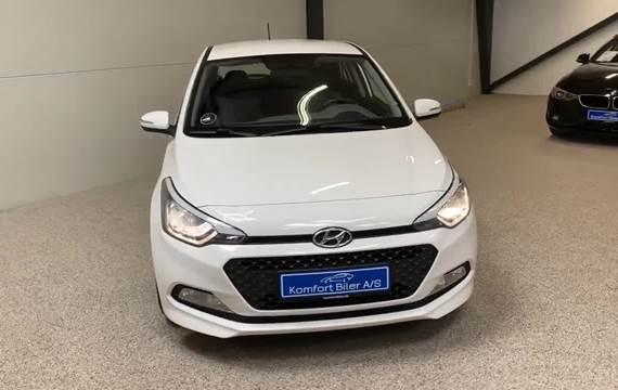 Hyundai i20 1,1 CRDi 75 Trend