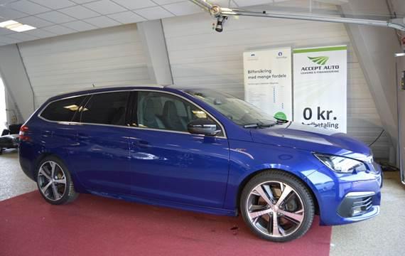 Peugeot 308 2,0 BlueHDi 180 GT SW EAT8