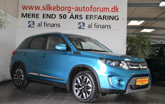 Suzuki Vitara 1,6 Exclusive Van