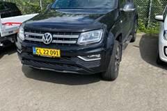 VW Amarok 3,0 V6 TDi 258 Aventura aut. 4M