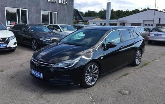Opel Astra 1,6 Sports Tourer 1,6 CDTI Enjoy Start/Stop 136HK Stc 6g