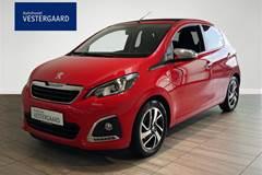 Peugeot 108 1,0 e-Vti Active Top!  3d