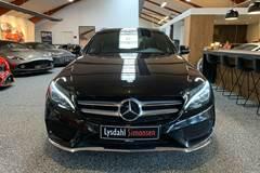 Mercedes C250 d 2,2 AMG Line aut. 4Matic