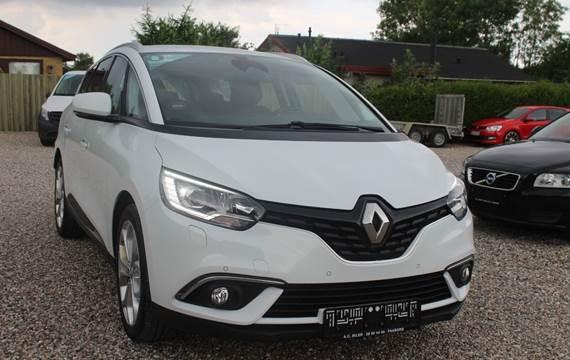 Renault Grand Scenic IV 1,6 dCi 130 Zen 7prs