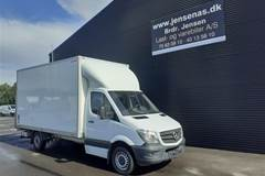 Mercedes Sprinter 2,1 316 CDI Chassis Lang AUT