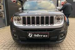 Jeep Renegade 1,6 M-Jet 120 Limited DCT