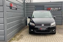 VW Touran 1,4 TSi 140 Comfortline 7prs