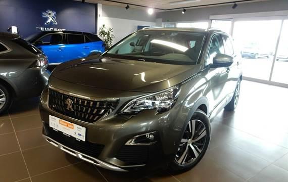 Peugeot 3008 1,6 BlueHDi 120 Allure Van