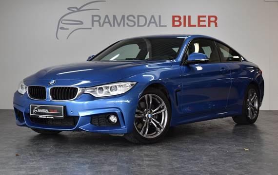 BMW 420d 2,0 M-Sport aut.