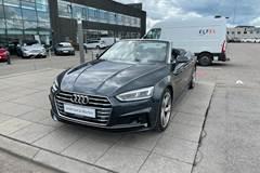 Audi A5 TFSI Sport Quat S Tron 252HK Cabr. 7g Aut.