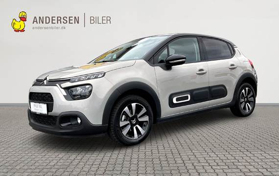 Citroën C3 1,5 Blue HDi Shine 100HK 5d