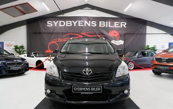 Toyota Sportsvan 2,2 D-CAT 150 T3 aut.