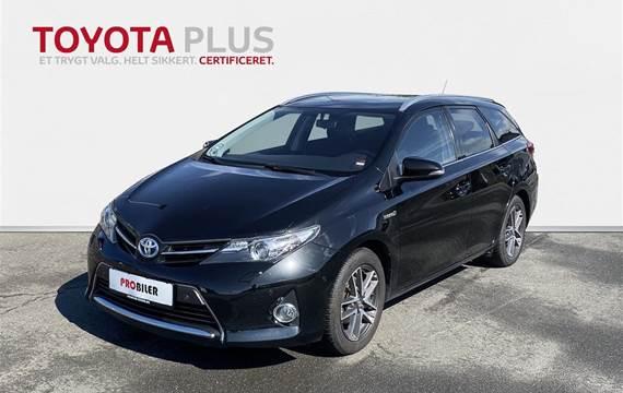 Toyota Auris 1,8 Touring Sports  Hybrid H2 Comfort  Stc Aut.