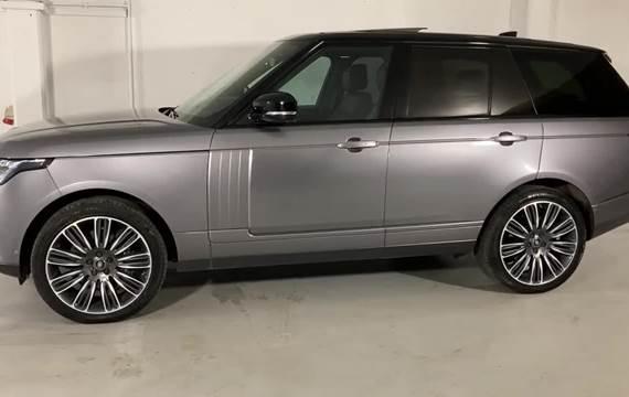 Land Rover Range Rover 5,0 P525 Autobiography aut.