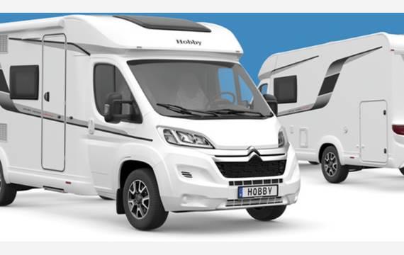 Hobby Optima V65 GE 2,2 On Tour Edition