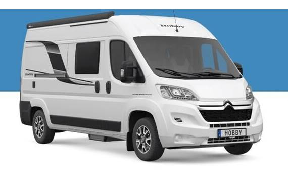 Hobby Vantana K60 FT 2,2 On Tour Edition