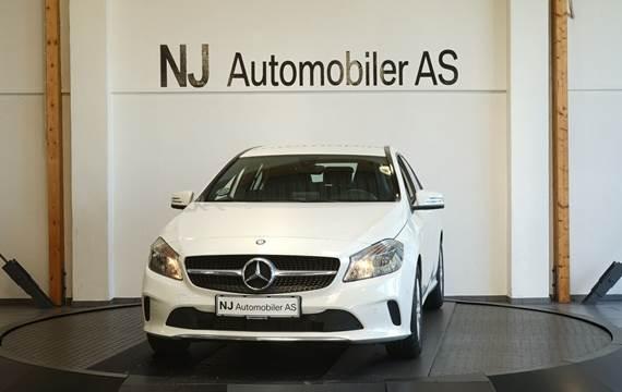 Mercedes A200 1,6 Edition