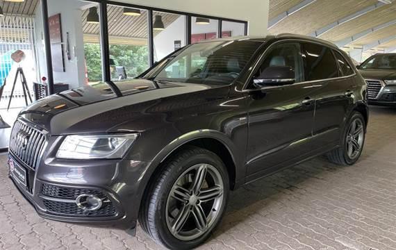 Audi Q5 3,0 TDI Quat S Tron  Van 7g Aut.