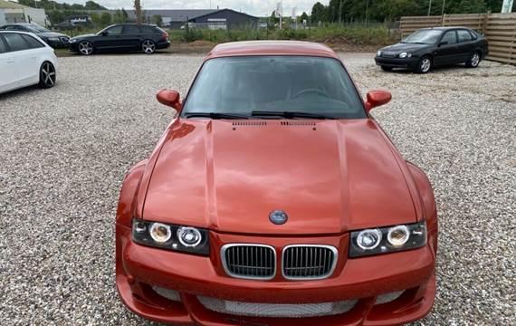 BMW 325i 2,5 Coupé