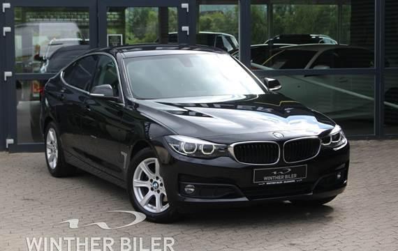 BMW 320d 2,0 Gran Turismo Advantage aut.