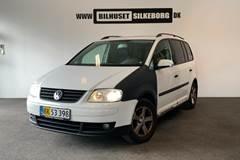 VW Touran 1,9 TDi 100 Van