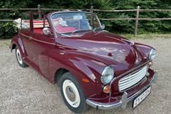 Morris Minor 1,1 1000 Cabriolet