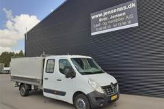 Renault Master 2,3 2.3 dCi S&S 135 Chassis m. dob.kab.