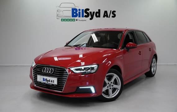 Audi A3 1,4 e-tron Sportback S-tr.