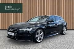 Audi S6 TFSi Avant quattro S-tr. 5d
