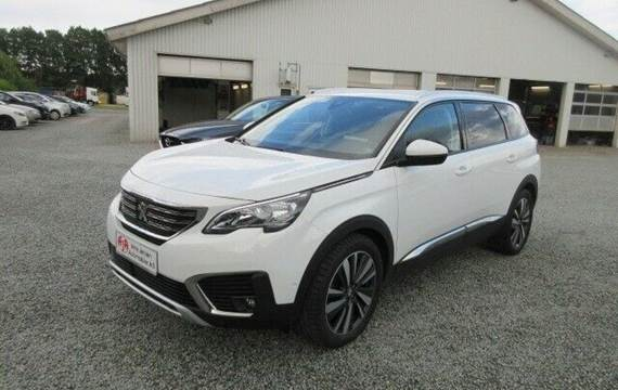 Peugeot 5008 1,5 BlueHDi 130 Allure EAT8