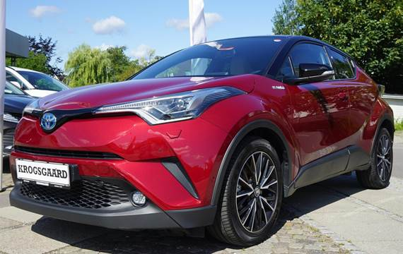 Toyota C-HR Hybrid C-LUB Smart Premium LED Multidrive S 122HK 5d Aut.