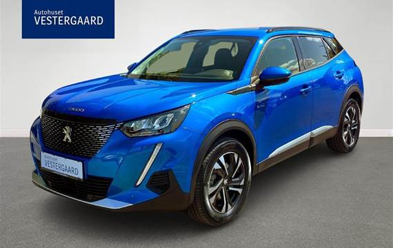 Peugeot 2008 1,5 BlueHDi Edition 210+ EAT8  5d 8g Aut.
