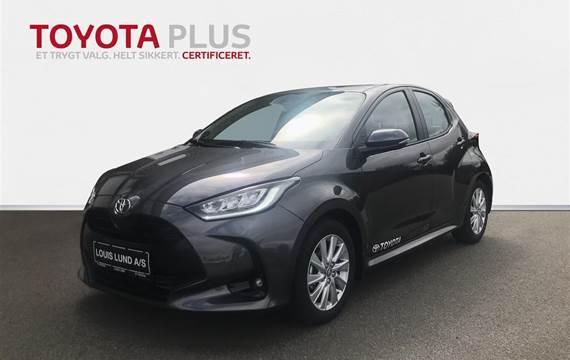 Toyota Yaris 1,5 1.5 Benzin (125 hk) Active Technology