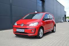 VW UP! 1,0 MPi 75 Club Up!