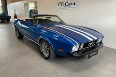 Ford Mustang 5,8 Cabriolet aut.