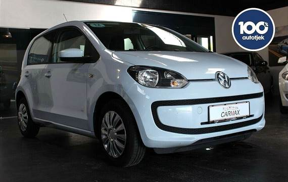 VW UP! 1,0 VW Up! 60 Move Up! BMT