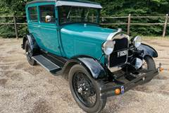 Ford A 3,3 Tudor Deluxe