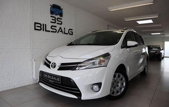 Toyota Sportsvan 2,0 D-4D T2 Touch