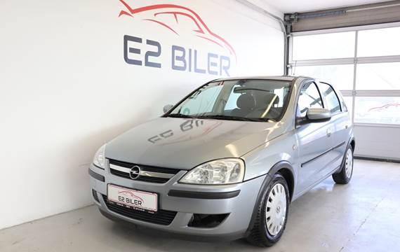 Opel Corsa 1,2 16V Essentia