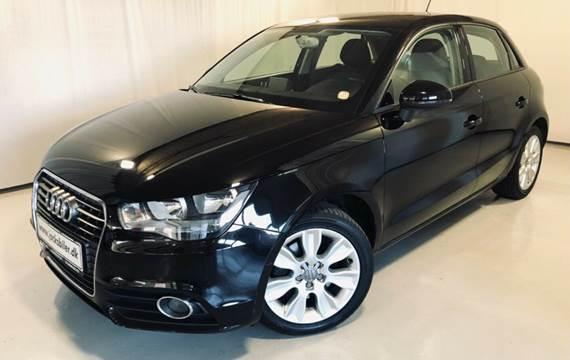 Audi A1 1,6 TDi 105 Ambition Sportback