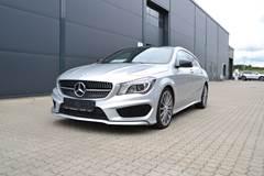 Mercedes CLA220 2,2 CDi AMG Line aut.